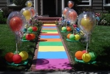 Party Ideas / by Kara Nadeau