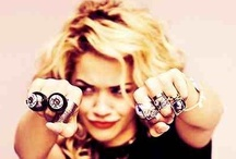 Rita Ora! / by Singderella On Pinterest