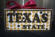 Texas State Here I Come :)