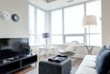 Our Apartments Toronto / Luxury, fully-furnished apartments for business travel or vacation. Available for extended stay. Fantastic locations, stylish decor, and great concierge service.