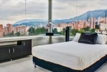 Our Apartments Medellin / If you're planning a vacation or business rip to Colombia, check out these luxury furnished apartments - fully equipped and in perfect locations to explore the city