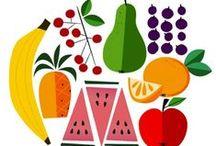 Illustration: Kitchen / Food illustration