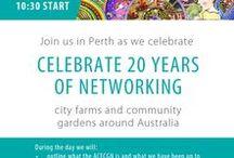 Community  & school garden events