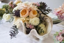 spring centerpieces / by Aleah and Nick | Valley & Co.