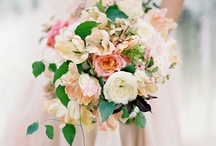 heavenly bouquets / Dreamy bouquets that make Aleah's heart go aflutter / by Aleah and Nick | Valley & Co.
