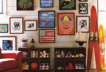 Play Room Loft / by Jennifer Klenske