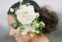 wedding crowns / beautiful ideas for wedding crowns and headbands / by Aleah and Nick | Valley & Co.