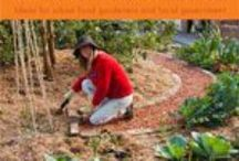 ACFCGN's booklets / BEING PREPARED for community gardening is always a good idea and the publications here are designed to help you do just that.