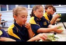 School garden videos