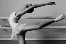 Dance and Ballerines / Elegance in motion / by ✄...Philippe...✄