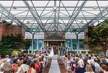 Weddings / Weddings at the Cultural Arts Center at Glen Allen.