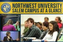 Salem Campus / Northwest University Salem Campus seeks to equip students for ministry by preparing students with a professional degree in biblical and ministerial studies. / by Northwest University