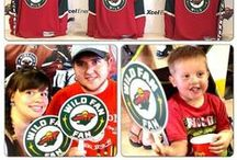 Team of 18,000 / #mnwild fans show their pride all over the world! / by Minnesota Wild