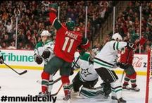 #mnwildcelly / We love a good #celly at #mnwild games. Check out some of our favorites. / by Minnesota Wild