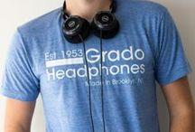 Grado Shirts / by Grado Labs