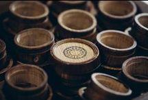 Bushmills x Grado - Whiskey Barrel Headphones / Grado was asked to make headphones out of whiskey barrels…challenge accepted.  / by Grado Labs