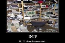 INTP / My Myers-Briggs Personality Type. General MBTI stuff will be included here, too