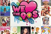 Retro 90's / everything from the 90s movies ,music ,culture, and more / by Tearle Esquire