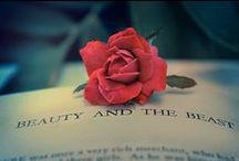 The girl is Strange, no question / Beauty and the Beast, La Belle et la Bete, Belle en het Beest / by Just Allie