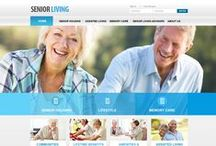 Senior Living Website Design / Senior Living Website Design