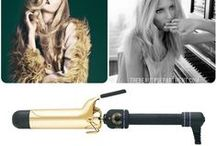 Hair Tools and Supplies / by Heidi | {Perfectionate Props}