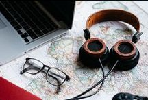 Grado in the Wild: V2 / All things Grado, headphones, the family, stories, photography, cartridges, Brooklyn, and now we're out of breath so we'll just say some other fun stuff. / by Grado Labs