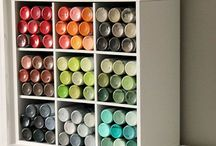 a little organization / by Paige McMillin
