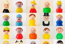 Vintage Toys and Games / Vintage Toys and Games / by Lady Mustard
