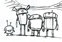R.O.B.O.T.S. / Robots / by Lady Mustard