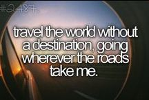 before i die i need to... / by Katherine Blonski