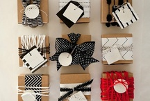 Party etc / Wrap it + Invitations + Party / by Lady Mustard