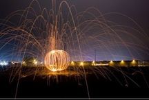 Light paintings
