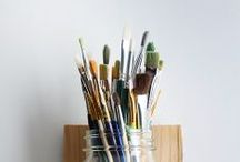 Crafts/Projects/Inspiration  / my craft to do list. It is always more rewarding to D.I.Y. / by Sarah Feinstein