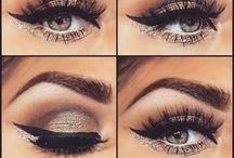 Makeup & Hair / by Jenna Taylor
