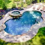 Swimming Pools - Our Work / Swimming Pools by Hilltop Pools and Spas, Inc.