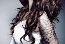 Tattoo Ideas / by Diane Riser