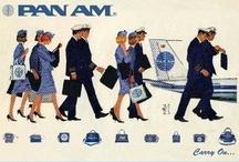 Vintage Travel / Vintage Travel Illustration / by Lady Mustard