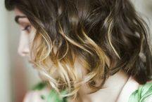 Beauty / Fashion, hair, style, nails, beauty  / by Kimber Pogue