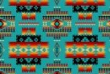 Native Fabric / Native Life store has a great selection of hard to find native cotton prints. We are loading new fabric weekly. Check us out at www.nativelifestore.com.