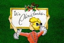 Vintage Christmas / Vintage Christmas / by Lady Mustard