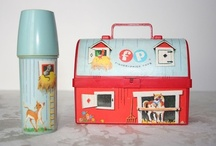 Vintage Lunch Boxes / Vintage lunch boxes / by Lady Mustard