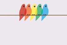 Minimalist / Minimalist illustration / by Lady Mustard