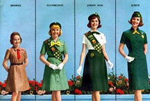 Vintage Scouts / Vintage scouts / by Lady Mustard