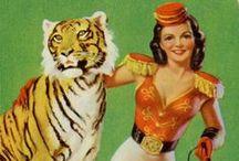 Vintage Circus / Vintage circus / by Lady Mustard
