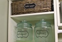 Laundry Room / by Carrie Nolen