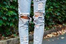 Fashion - Denim Looks