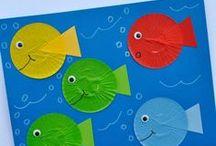 Children's Book Activities / Activities to go along with Children's Books!