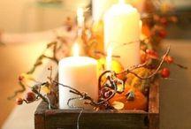 Fall/Thanksgiving / by Carrie Nolen