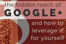 Google Plus Tips / Links to the best tips for using Google+ more effectively.