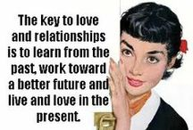 Love and Handicapping / Pictures and quotes for lovers and handicappers.